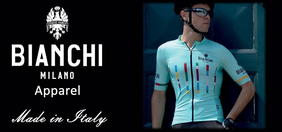 7aaa69741 Bianchi Milano Bike Wear - Albabici Cycling Products