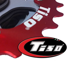 Tiso Bike Components