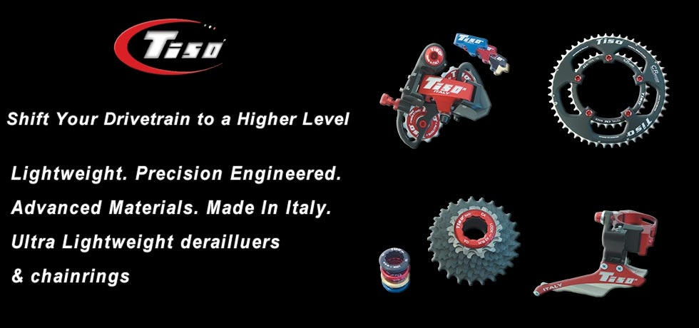 Albabici Cycling Products - Tiso Bike Components - Albabici
